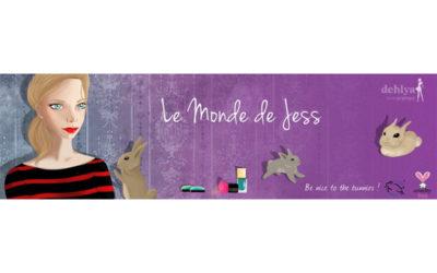 Bannière//Le monde de Jess