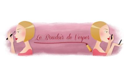 Bannière//Le boudoir de Vesper