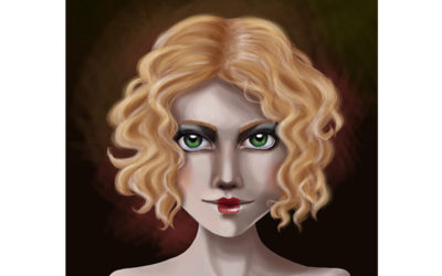 Illustration Personnelle//Evil Doll