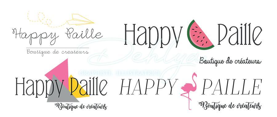 LogoHappyPaille