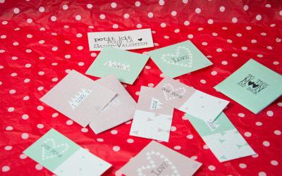 Kit de la Saint-Valentin imprimable