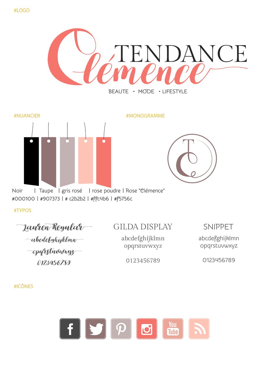 TendanceClemence_brandboard