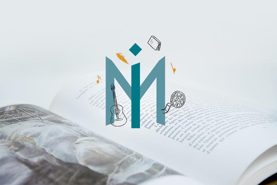 L'Imaginarium - Logo Alternatif/Monogramme