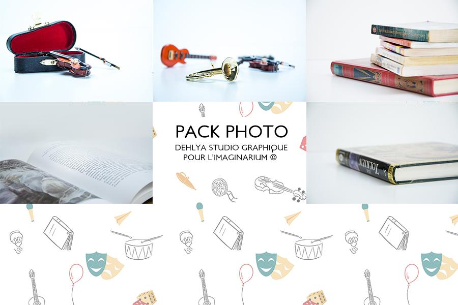 L'Imaginarium - Pack photo