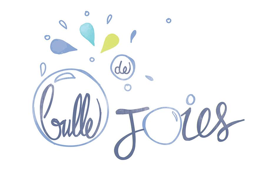 Logo Bulles de Joie