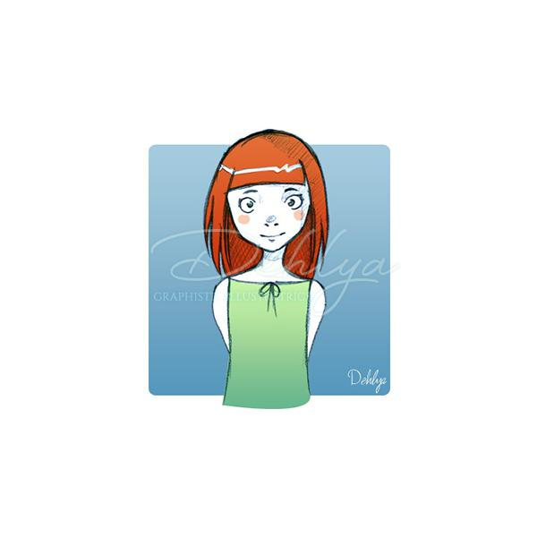Illustration Personnelle//Elena