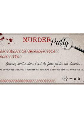 Print// Murder party