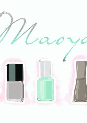 Identité visuelle//Maoya