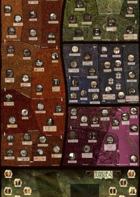 Print// Plateau de jeu Arkham Horror