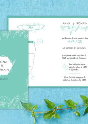 Mariage//Anna & Romain