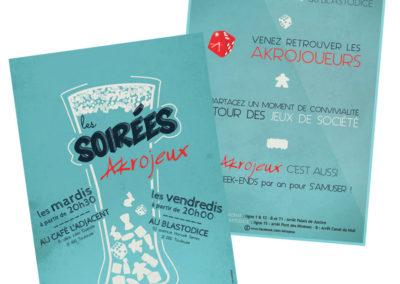 Print// Flyer Akrojeux