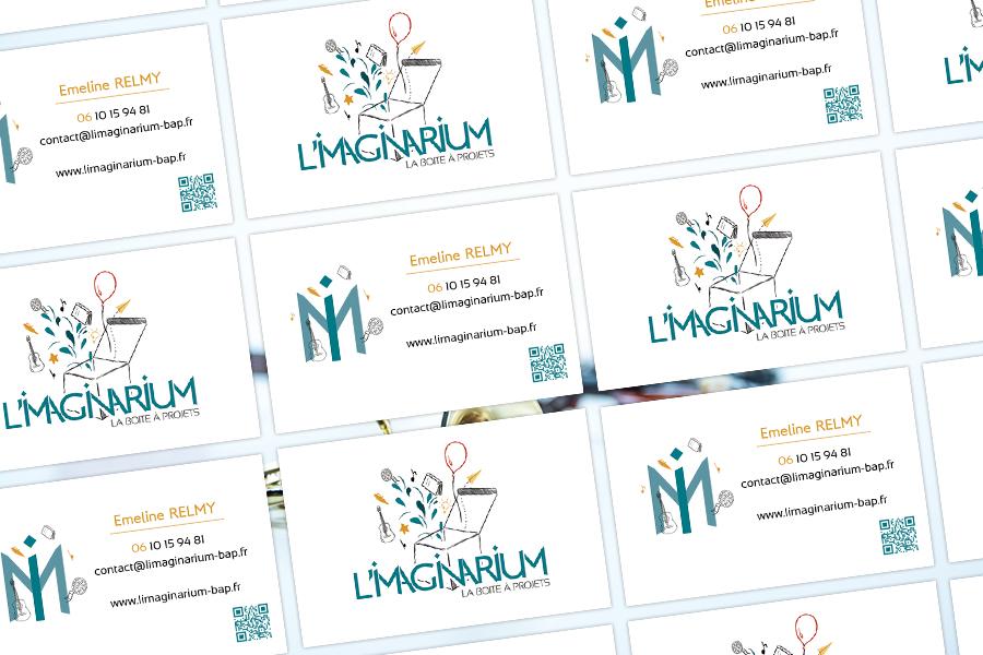 L'Imaginarium - Cartes de visite
