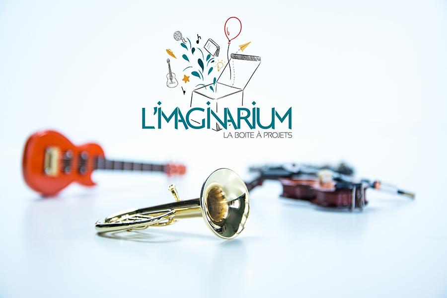 L'Imaginarium - Logo