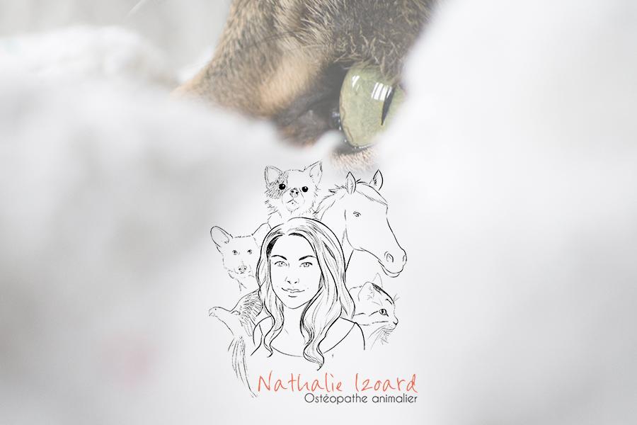 Nathalie Izoard - Logo