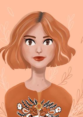 Illustration// Valentine