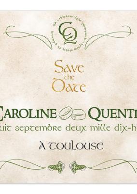 Mariage// Caroline et Quentin