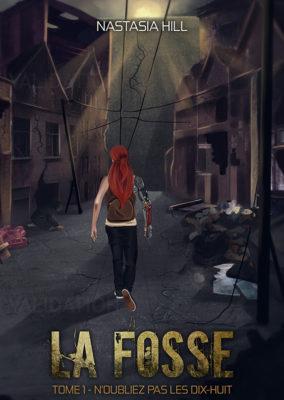 Illustration// Couverture du roman la Fosse